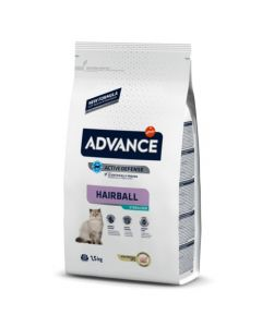 Advance sterilized hairball 10 kg