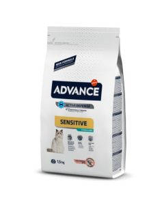 Advance sterilized salmon sensitive 1,5 kg