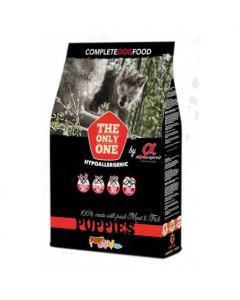 Alpha Spirit Alimento Puppies Multiprotein 12kg