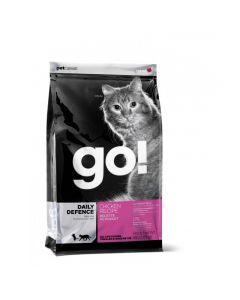 Go! Daily Defence Chicken Cat 3,6kg
