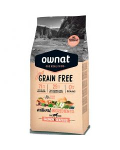 Ownat Just Grain Free Pescado 14 kg